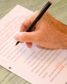 proofreading hourly rate